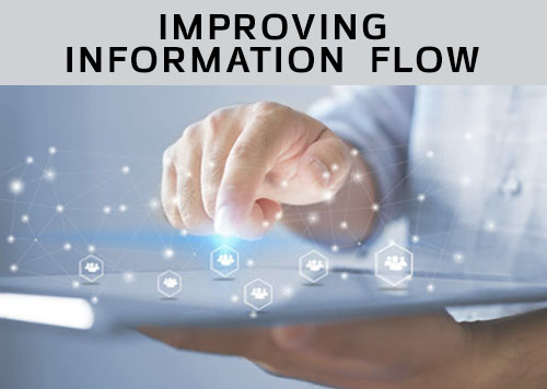 Improving information flow for all.